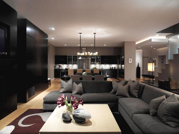 neutrale moderne wohnzimmer, innenarchitektur design: 10 innenraum wohnzimmer, Ideen entwickeln