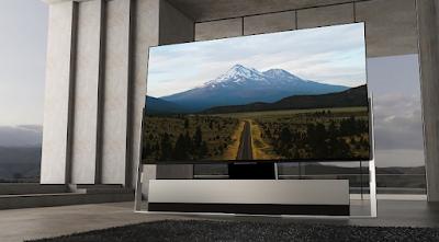 Smart TV TCL X9 55 inci