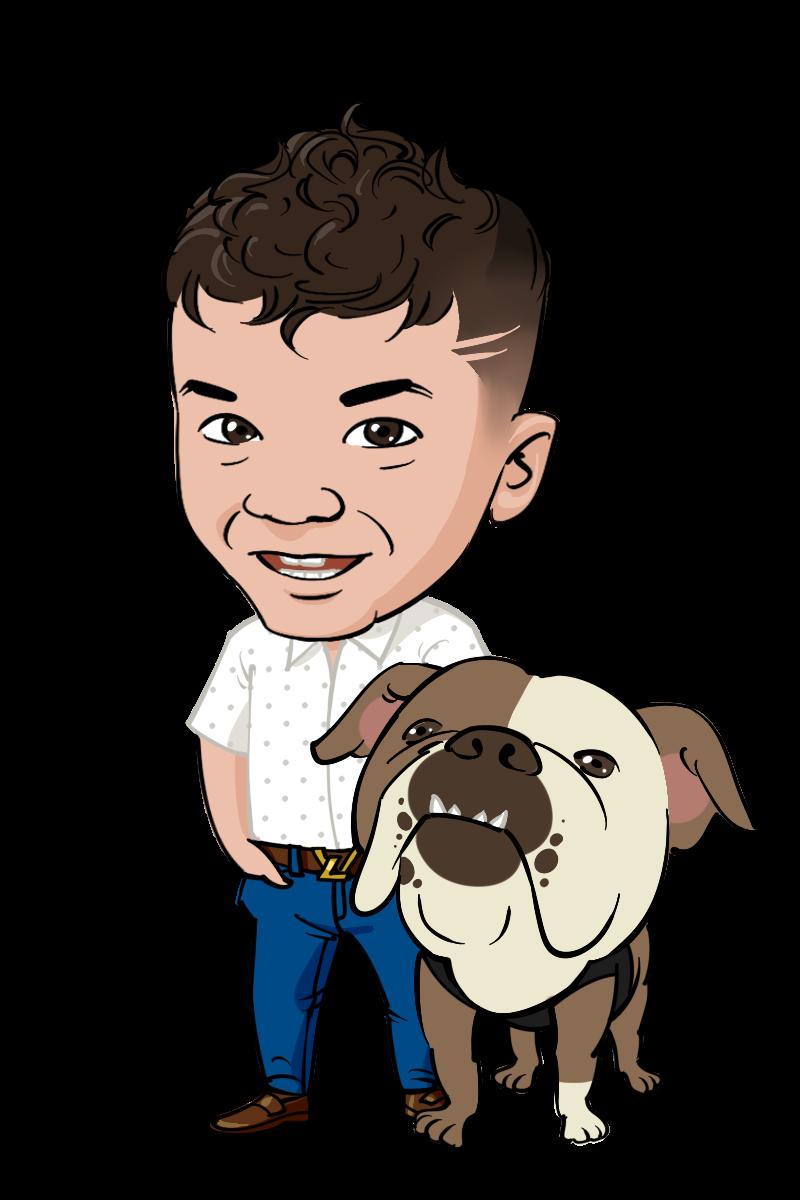 professional caricature