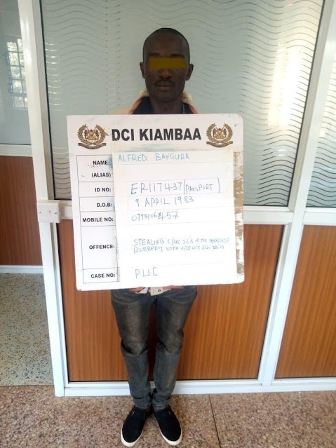 Sierra Leone man arrested after he robbed a Kenyan woman he met on a dating site