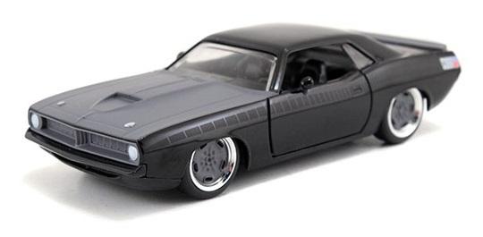 coleccion rapido y furioso, coleccion rapido y furioso jada tyos, coleccion rapido y furioso 1/32, Letty's Plymouth Barracuda