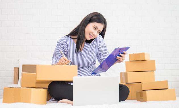 Perempuan Memulai Bisnis