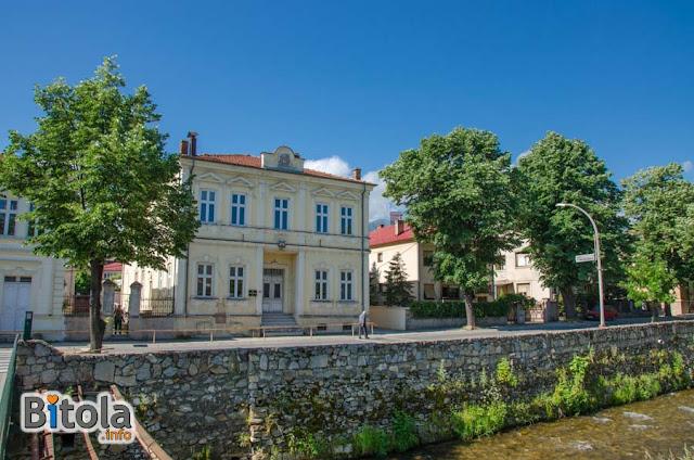 Music school - Bitola, Macedonia