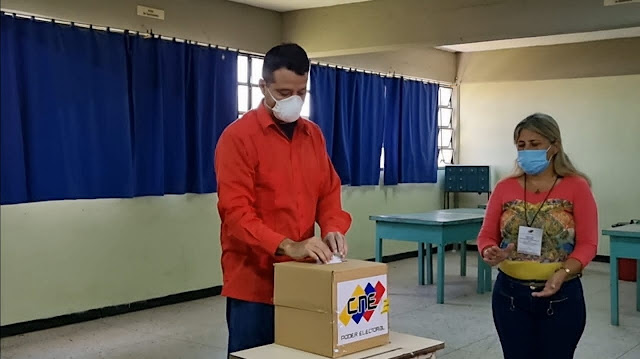 LUIS JONÁS REYES: SOLO EL PSUV LEGÍTIMA SU CARÁCTER DEMOCRÁTICO E INCLUSIVO EN VENEZUELA