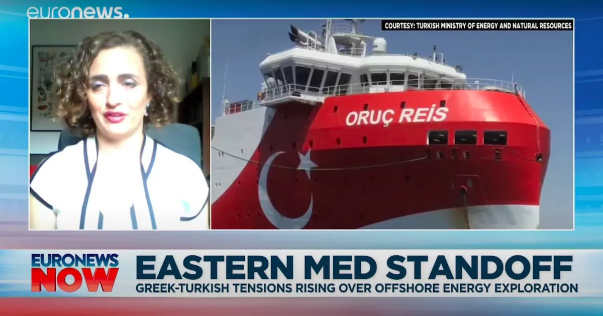 Erdogan Says Greece Will Pay A 'Heavy Price' If Any Turkish Oil Vessels Are Attacked In The Mediterranean
