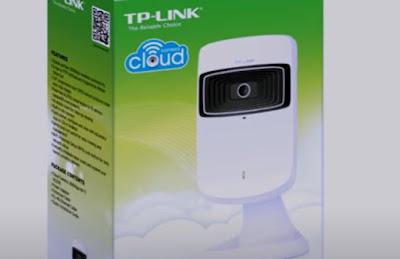 spesifikasi CCTV TP-Link NC200Wi-Fi Cloud Camera