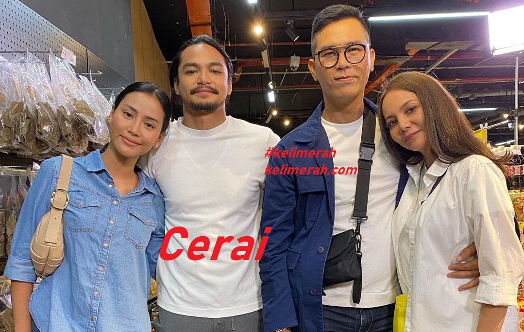 Telemovie Cerai Lakonan Syafiq Kyle, Siti Khadijah