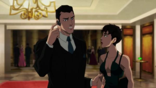 Batman Hush (2019) HD 1080p y 720p Latino Dual