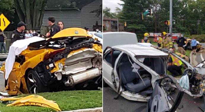VIDÉOS : Elle se vante de sa voiture de sport dans une vidéo puis se tue dans un accident