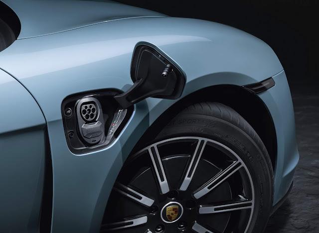 Porsche Taycan 4S elétrico com autonomia de 463 km chega ao Brasil em 2020