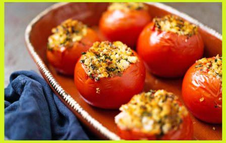 कैसे बनाएं स्टफड टमाटो बनाने की विधि | How to Make Stuffed Tomato