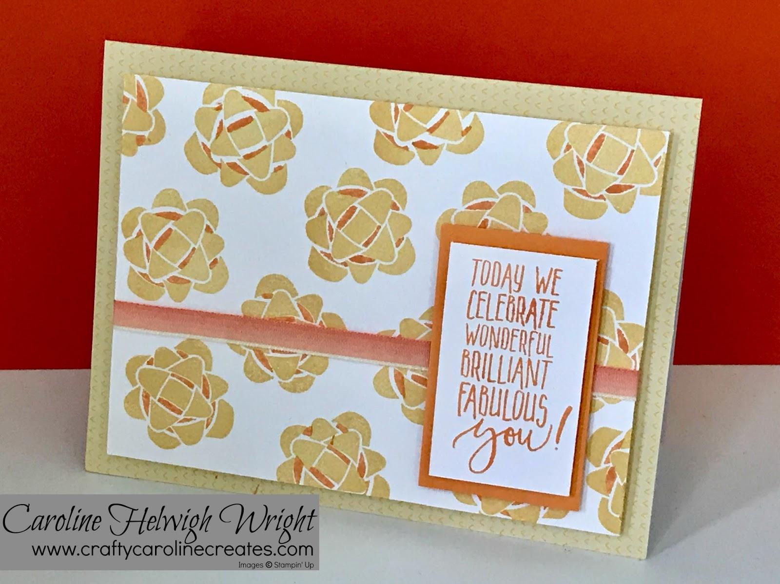 CraftyCarolineCreates: Picture Perfect Birthday - Card Inspiration ...