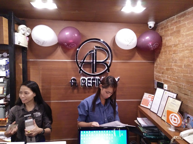 A. Refinery Concept Store Grand Launch in UP TOWN Center