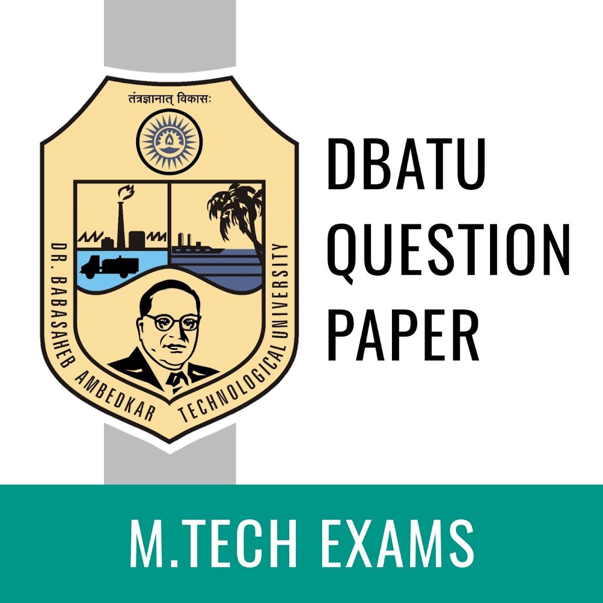 batu mtech papers