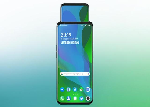 شركة oppo المجنونة تعلن عن هاتفها الجديد فهو هاتف يخرج من هاتف اخر