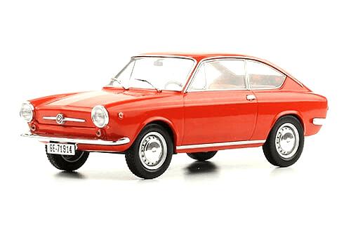 Seat 850 Coupé 1967 coches inolvidables salvat