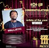 Organizers of Kintampo Music Awards gives the artiste of the year winner Wallistica final ultimatum.