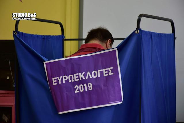 Πως ψήφισε η Αργολίδα στις Ευρωεκλογές