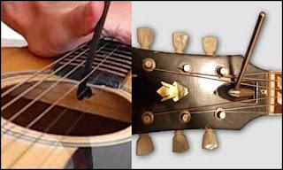 Meluruskan Neck Atau Stang Gitar Akustik dan Listrik