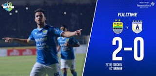 Persib vs Persipura 2-0 Highlights Liga 1 Sabtu 12 Mei 2018