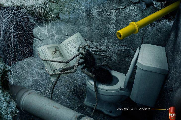 Mortein - Ads - Bug