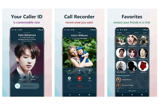 true phone εφαρμογή για κλήσεις και επαφές