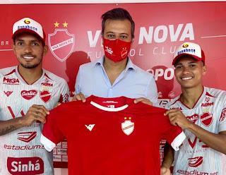 Vila Nova terá duas novidades para a decisão contra o Jaraguá