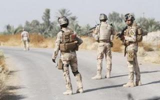 العراق : جرف النصر تعلن حالة التأهب لأسباب وقائية بعد تلقي معلومات استخبارية