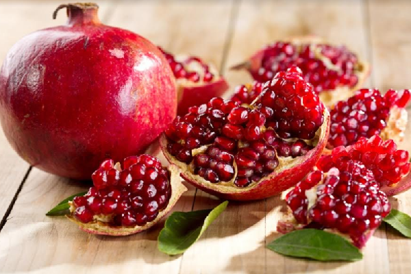 The benefits of pomegranate peel for diarrhea