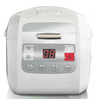 digital rice cooker terbaik hilips