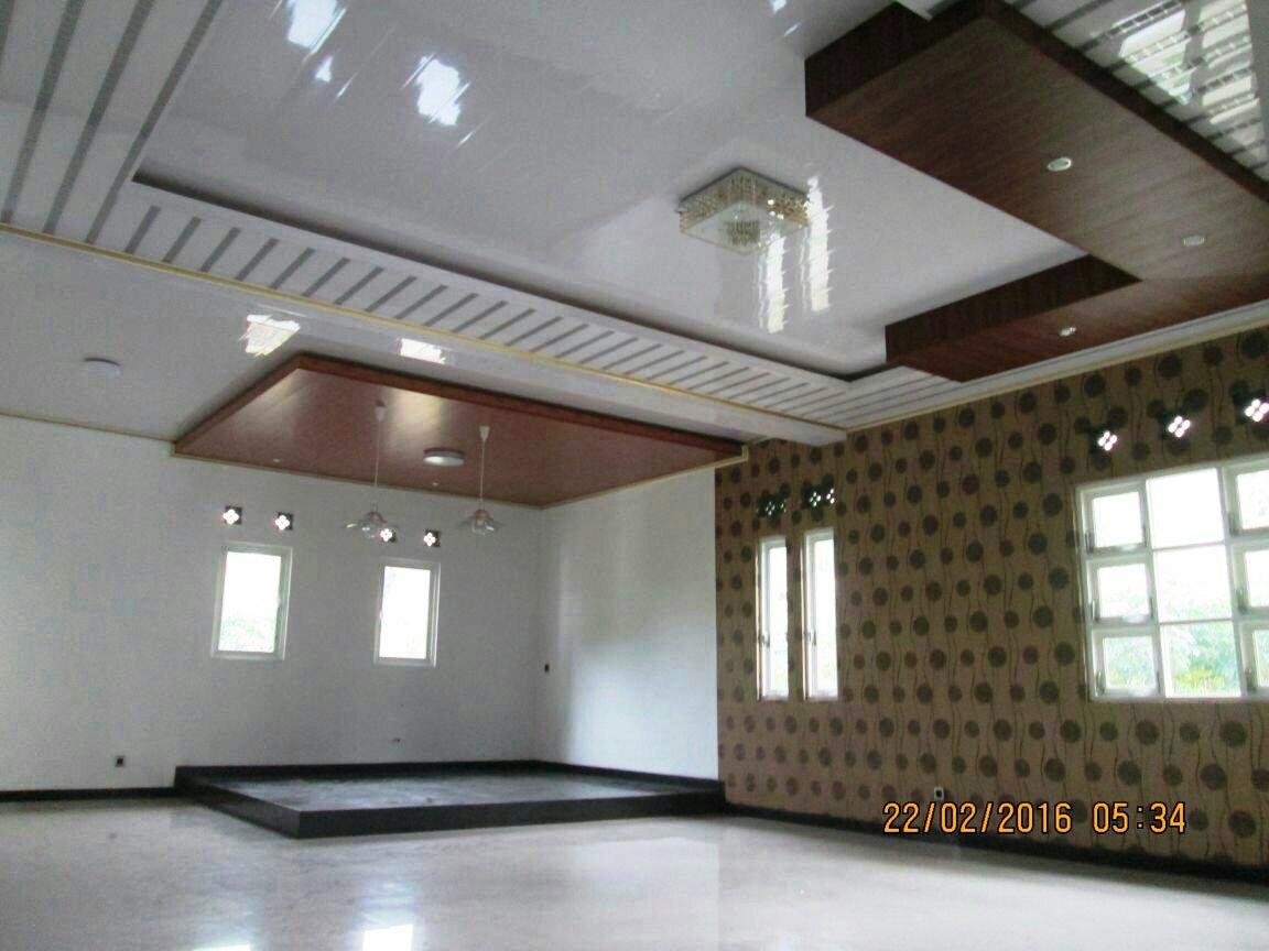 Desain Plafon Pvc  Minimalis Desain  Rumah Minimalis