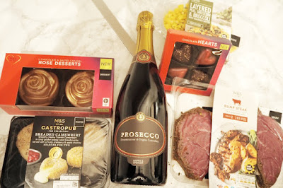 M&S Valentine's Dine in for Two