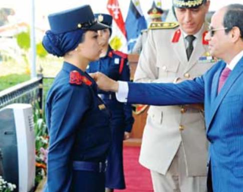 التخصصات المطلوبة من الإناث (بنات) للتقديم بالكلية الحربية دفعة يناير 2021 ضباط متخصصين