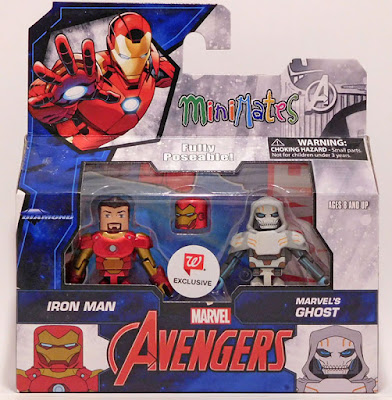 Walgreens Exclusive Marvel Animated Universe Minimates Series 12 by Diamond Select Toys