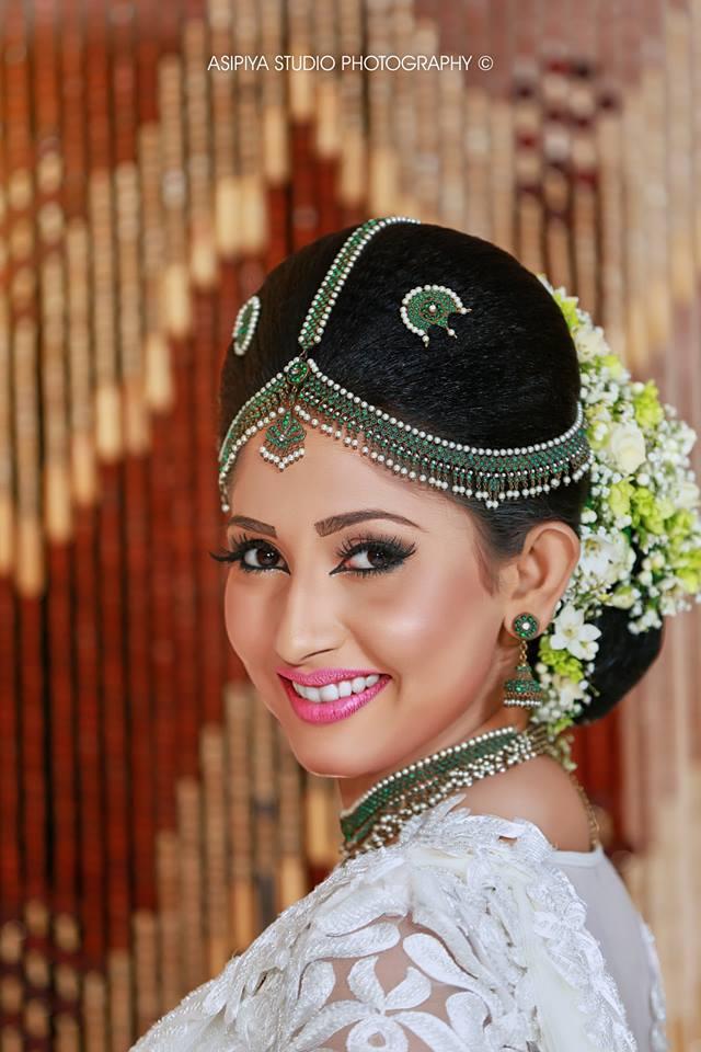 Srilanka Bridal Photos Nayanathara Wickramarachchi Sri