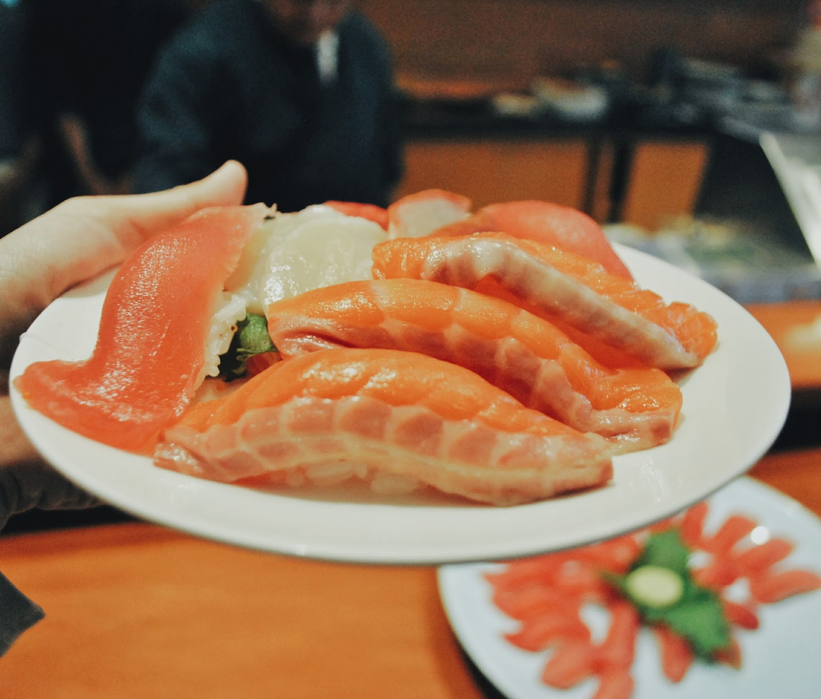 Allysa & Sushi : Sejarah Tak Perlu Berdarah - Sushi Masa