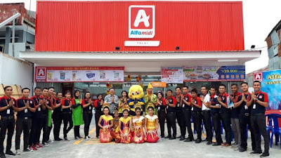Alfamidi Buka Lowongan Besar-besaran untuk Seluruh Indonesia, Minimal Tamatan SMA/SMK