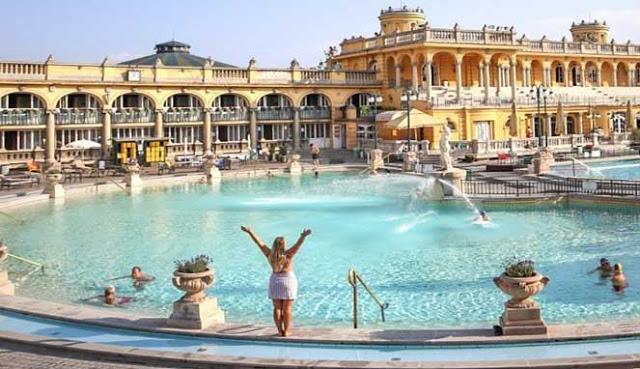 Rekomendasi  6 Tempat Terindah Dan Terbaik Di Budapest