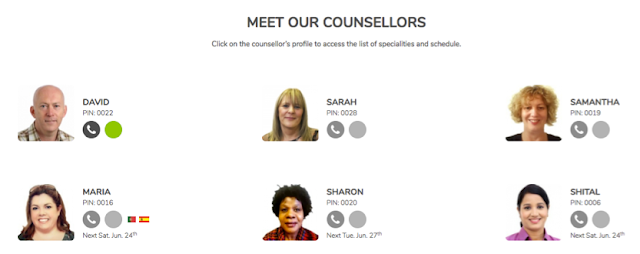 Meet the counselling