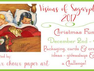 Visions of Sugarplums Holiday Hop 2017