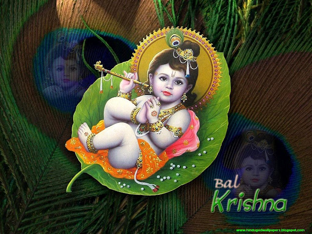 Hindu God Wallpapers Gallery Bal Gopal Hd Wallpapersbal Gopal