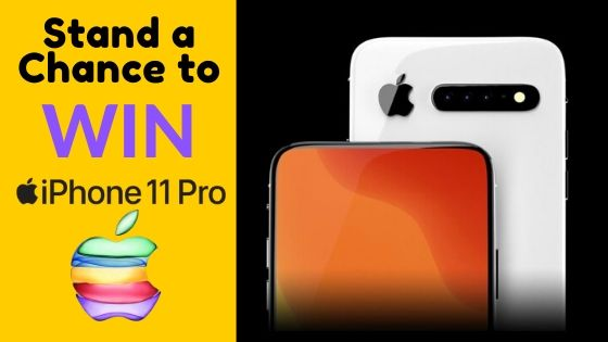 How To Get The New iPhone 11 Pro for Free,