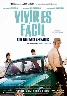 Vivir Es Fácil Con Los Ojos Cerrados [2013] [DVD R2] [Spanish]
