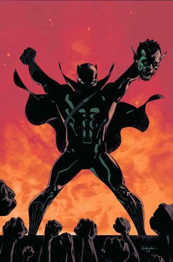 Black Panther es el rey de Wakanda