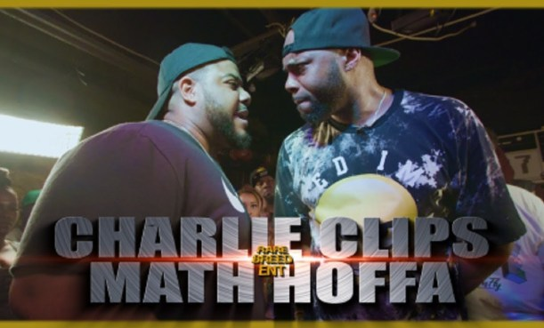Charlie Clips Vs Math Hoffa (Rap Battle)