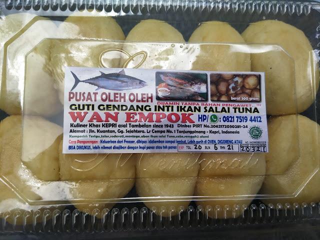 Dinas Perpustakaan dan Arsip Daerah Kota Tanjungpinang Berdayakan Mak-Mak, Produksi Roti Diberi Nama Wan Empok