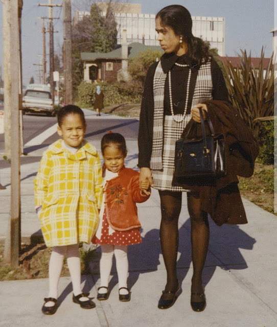 Us Vice President-elect Kamala Harris Honored her mother for being a great influence in her life