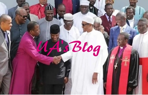 I'll End The Killings - Buhari Promises Nigerians As He Meets CAN Leaders In Aso Rock