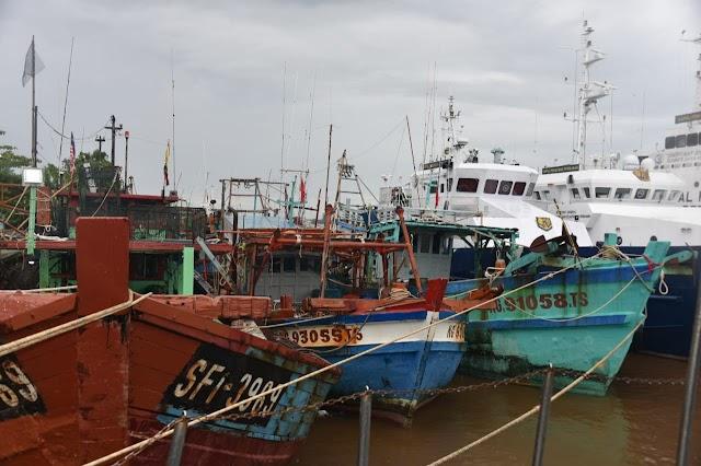 Hari Internasional Memerangi IUU Fishing, KKP Tangkap 19 Kapal Ilegal Fishing