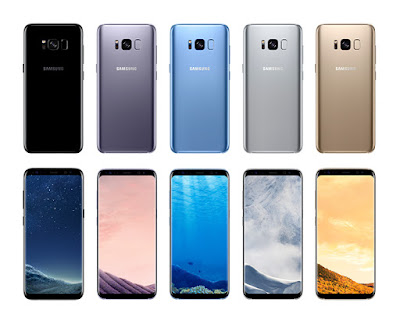 Samsung amsung Galaxy S8 and Galaxy S8 Plus Goes official